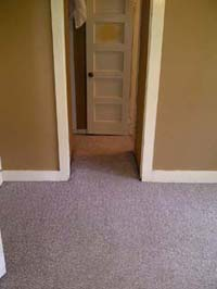 Granbury carpet cleaning after.